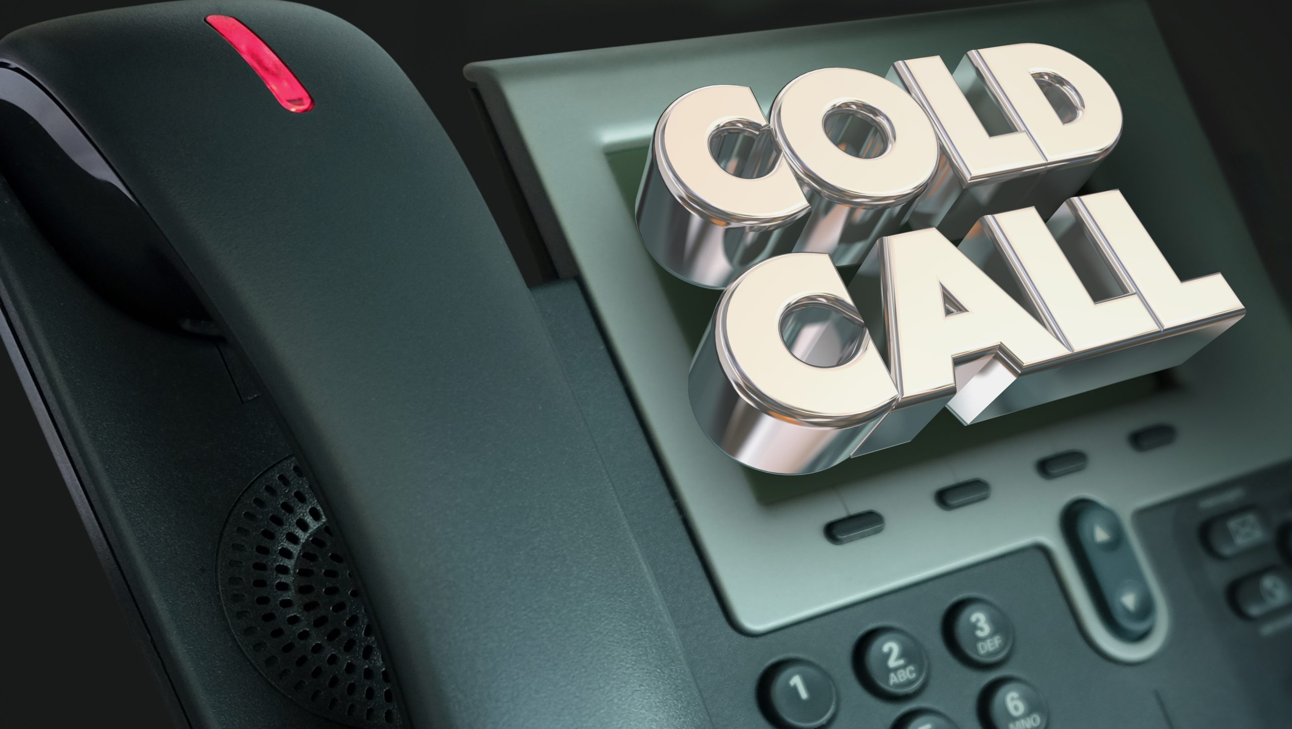 Mastering Cold Calling: Dial it in